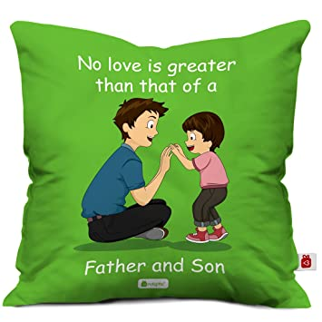 Buy Indigifts Dad Birthday Gifts Father Son Love Quote Dad And Son
