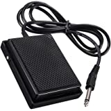 Magideal Universal Foot Sustain Pedal Controller Switch for Electronic Keyboard Piano