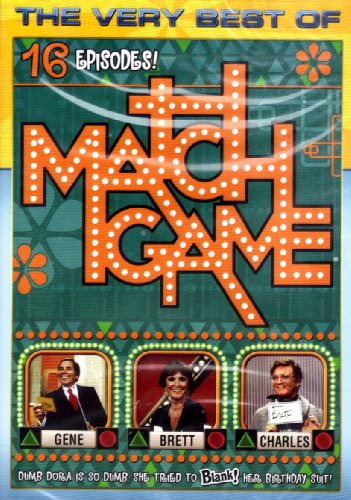 Very Best Match Game