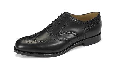 1b2ff0136b7893 LOAKE Severn2 Goodyear Welted Rahmengenähte Leder Schuhe Oxford ...