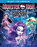 Monster High: Haunted (Blu-ray + DVD + DIGITAL HD)