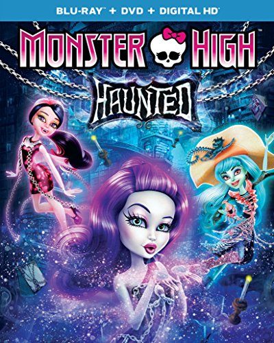 Monster High: Haunted [Blu-ray]