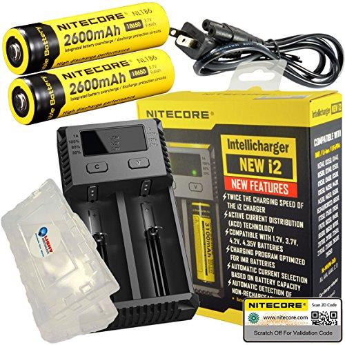 Nitecore Intellicharger Battery Charger 2600mAh