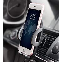 Telefonmonteringshållare för bil – Quntis luftventil bilmonteringshållare med 360 rotation och släppknapp för…