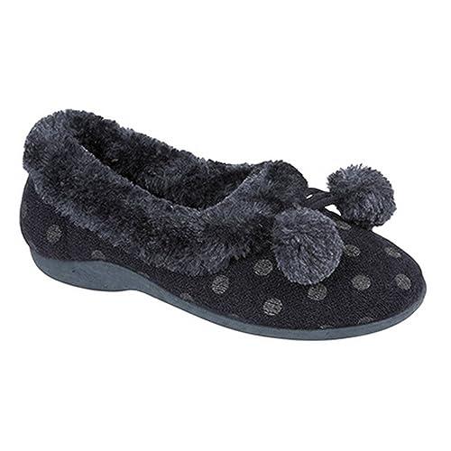 Zapatos negros Severyn para mujer PGyTgVB