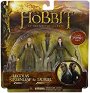 The Hobbit An Unexpected Journey 3.75'' Action Figure Adventure Pack Legolas Greenleaf &