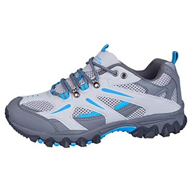 Mountain Warehouse Jungle Womens Walking Hiking Comfortable Lightweight Breathable Shoes Boots