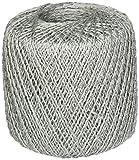 Coats Crochet Red Heart Fashion Crochet, Thread Size 5, Silver/Silver