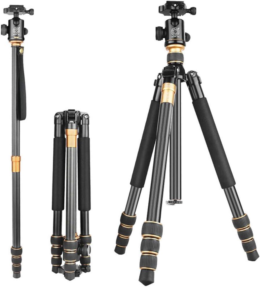 Liuxiaomiao - Trípode portátil para cámara réflex Digital, Canon ...