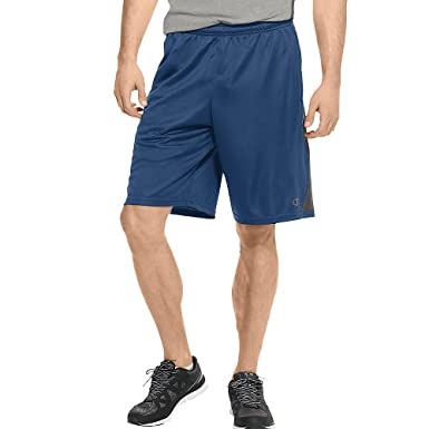 0e528813bf6d Champion Men s Powertrain Double Dry Performance Short at Amazon ...