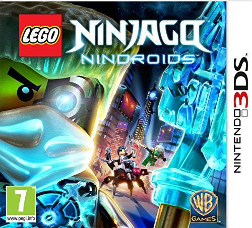 LEGO Ninjago: Nindroids: nintendo 3ds: Amazon.es: Videojuegos