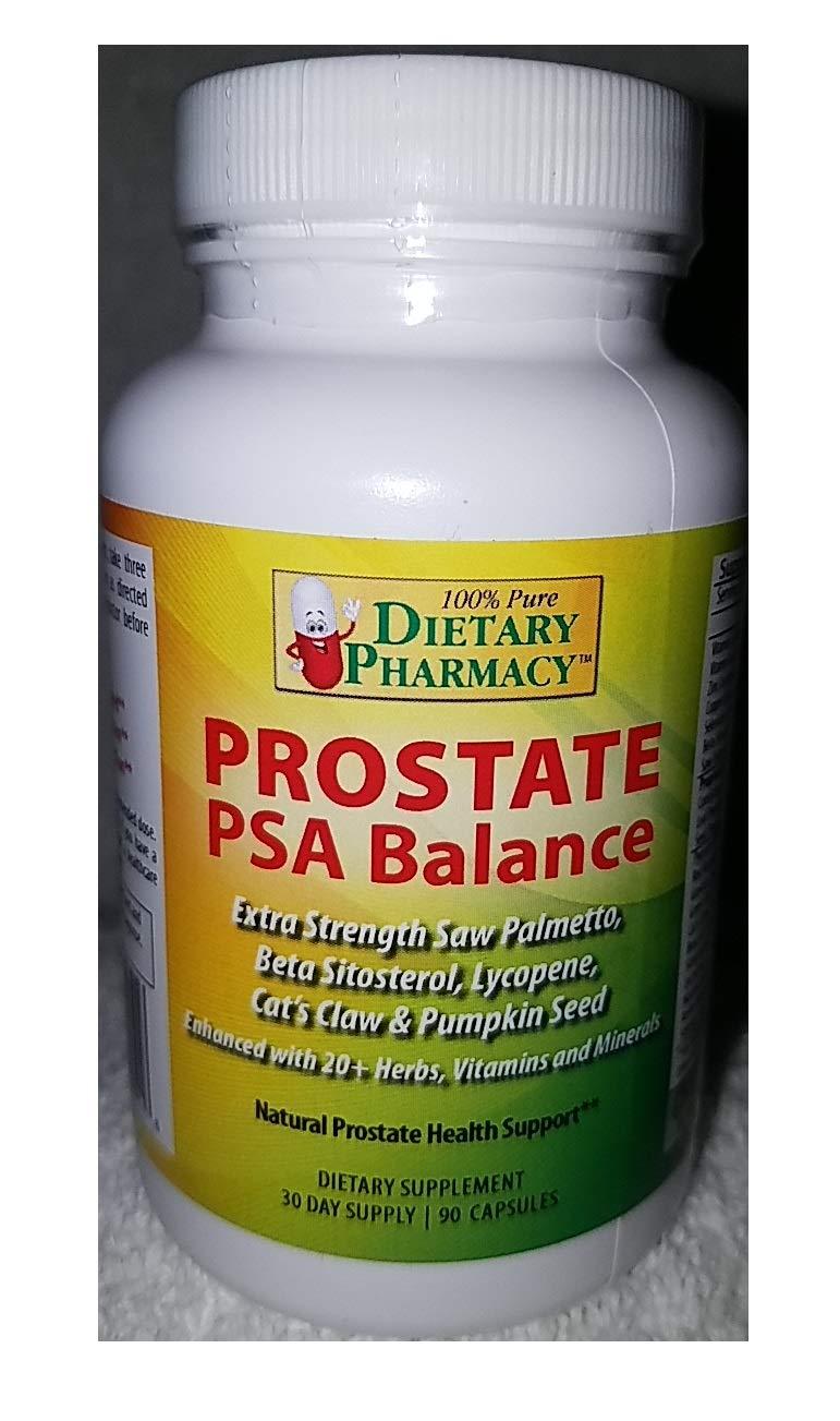 Dietary Pharmacy Prostate PSA Balance 90 Capsules (1)
