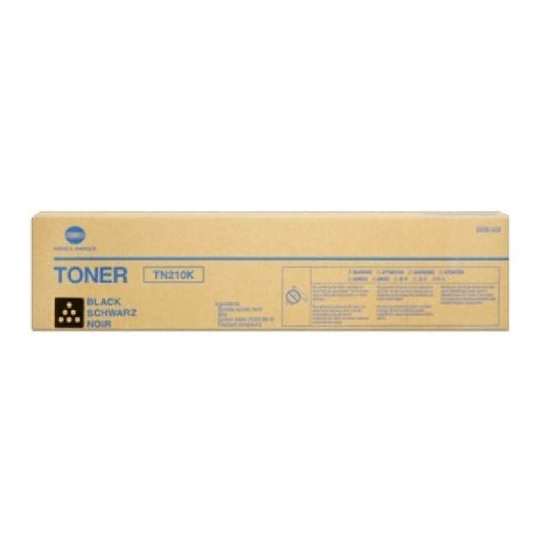 Konica Minolta 8938509 Cartucho de Negro tóner 20000páginas Negro de cartucho de tóner - Tóner para impresoras láser (Cartucho de tóner, 20000 páginas, Negro, 1 pieza(s)) a5d1dd