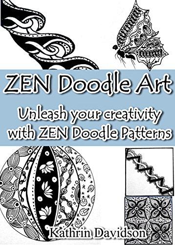 Zen Doodle Art Unleash Your Creativity With ZEN Doodle Patterns Awesome Zendoodle Patterns