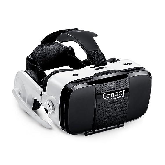 7dda9234559 Enjoy the Virtual Reality World DESTEK V4 VR Headset Virtual