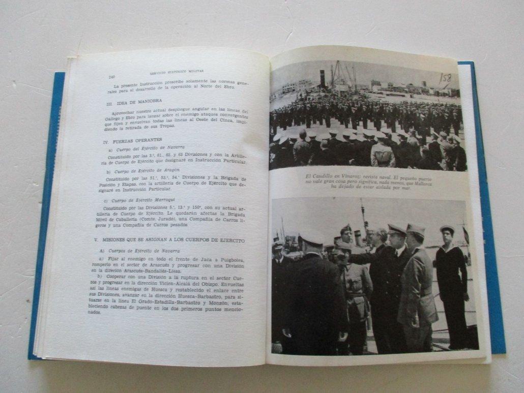 La llegada al mar (Monografías de la Guerra de España) (Spanish Edition): José Manuel Martínez Bande: 9788471401151: Amazon.com: Books