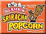 Ass Kickin' Microwave Sriracha Popcorn - Put a Little Ass Kickin' in Your Favorite Movie. This Popcorn Is Seasoned Just Right, with a Taste of the Southwest. by Ass Kickin'