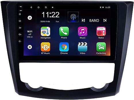 Mmfxue 9 Zoll Android 8 1 Hd Touchscreen Auto Radio Gps Navigation Für Renault Kadjar 2016 2017 Bluetooth Auto Stereo Tv Tuner Küche Haushalt
