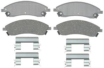 Front Ceramic Brake Pads 2006 2007 Cadillac CTS SRX STS 2005 Pontiac Bonneville