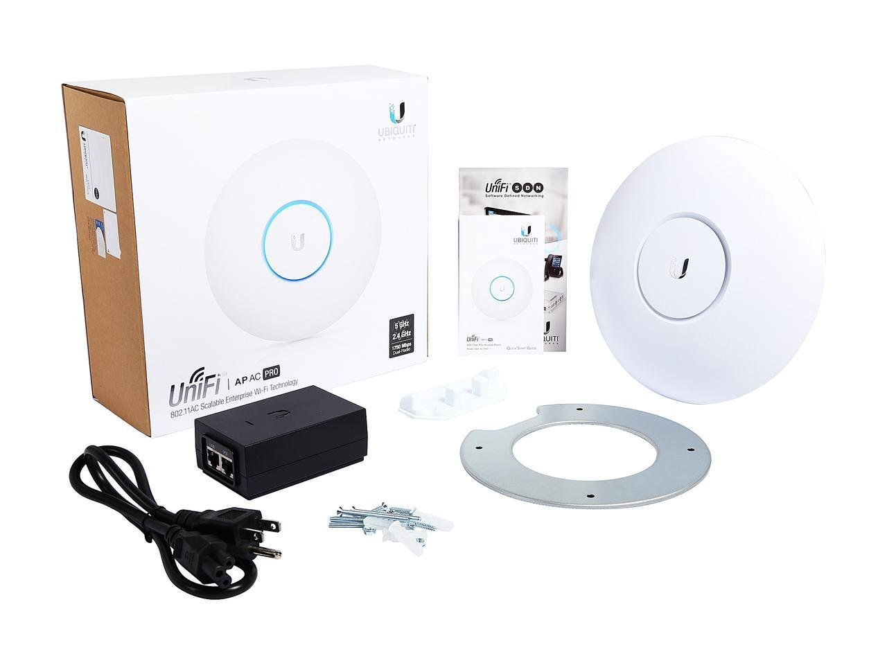 Ubiquiti Networks Unifi 80211ac Dual Radio Pro Access Ap Ac Long Range Uap Lr Point Us Computers Accessories
