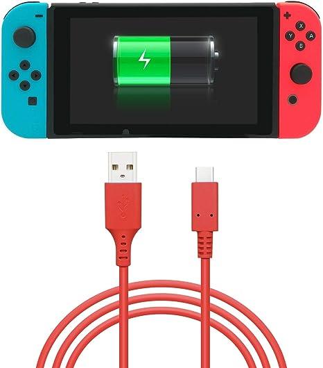 Amazon.com: FYOUNG - Cable de carga para Nintendo Switch ...