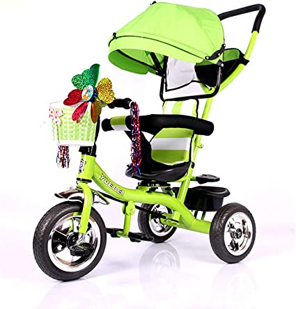 Triciclos Bebes 1 Año Evolutivo, Juguetes Bebe 3 Meses Bici ...