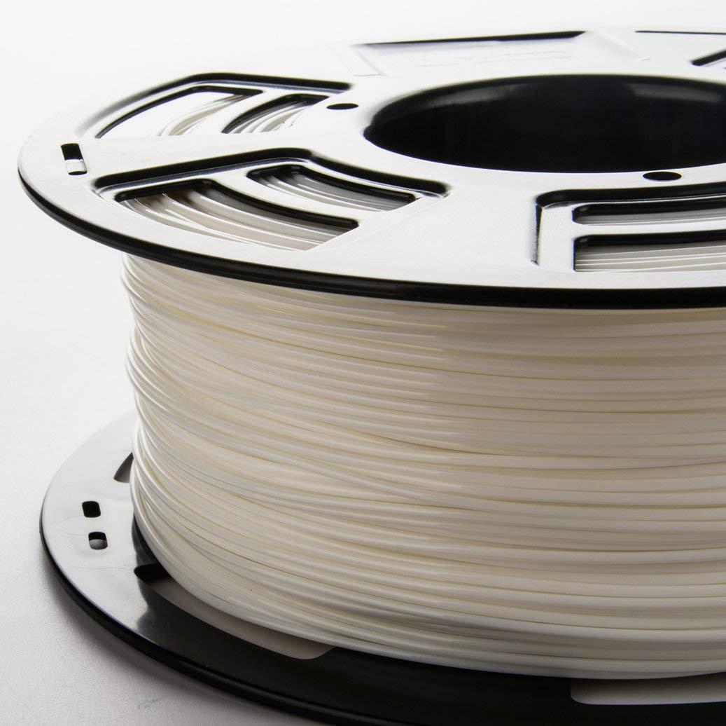 Stronghero3D Desktop FDM 3D printer 1.75mm PLA filament Natural 1kg(2.2 lbs) Dimension Accuracy +/-0.05mm