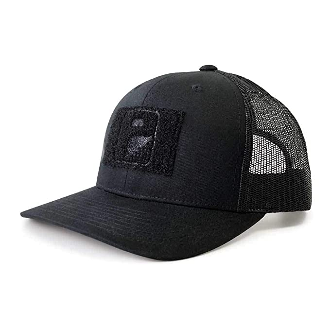 4173cc6666835 Image Unavailable. Image not available for. Color  Pull Patch Tactical Hat  Authentic Snapback