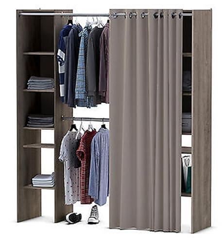 Offener kleiderschrank vorhang  Offener Kleiderschrank Vorhang | rannpage.com