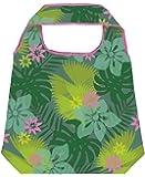 Moses Shopper Dschungel | Faltbare Einkaufstasche | umweltfreundlich, wiederverwendbar