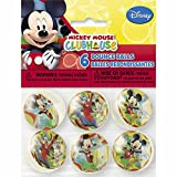 Mickey Mouse Clubhouse Bounce Balls [6 Per Package]