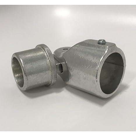 Hollaender 24 – 8 adaptador universal aluminio magnesio IPS de 1 ...
