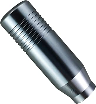 Universal 8.5cm Aluminum 5 6 speed Racing Manual Shift Knob Gear Stick