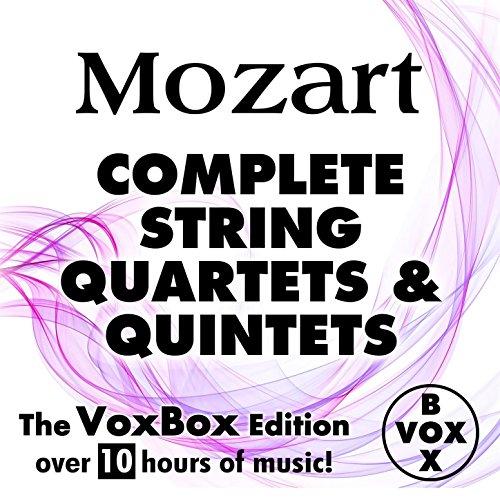 Mozart: Complete String Quarte...