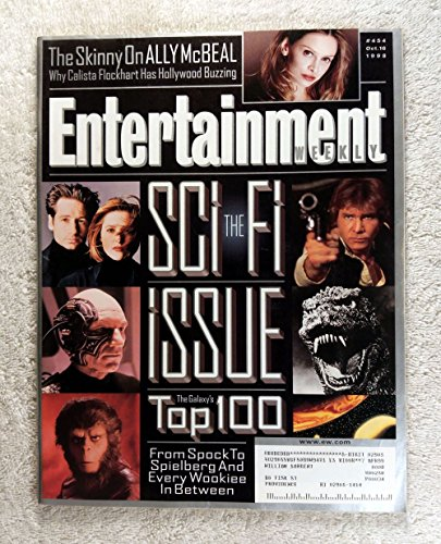 Entertainment Weekly #454 : The Sci-Fi Issue – October 16, 1998