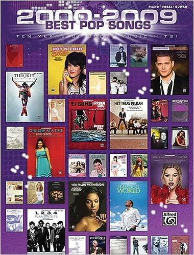 2000-2009 Best Pop Songs: Hal Leonard Corp : 9780739068809: Amazon