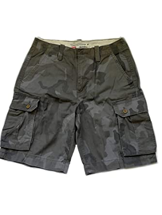 97d6896d14 NWOT Men's American Eagle AEO 100% Cotton Camouflage and Plain Cargo Combat  Shorts (31