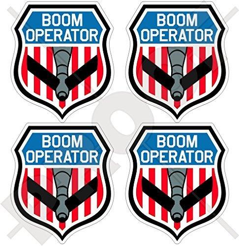 (BOOM OPERATOR Shield USAF KC-135 Stratotanker, KC-10 Extender, KC-767, KC-46 Pegasus Refueling Tanker Aircraft USA American 2