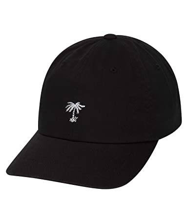 Hurley W Fronds Dad Hat Gorras, Mujer, Black, 1SIZE: Amazon.es ...