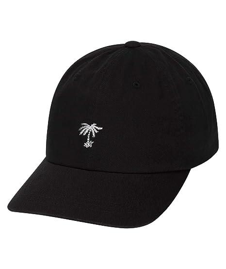 Hurley W Fronds Dad Hat Gorras, Mujer, Black, 1SIZE: Amazon.es ...