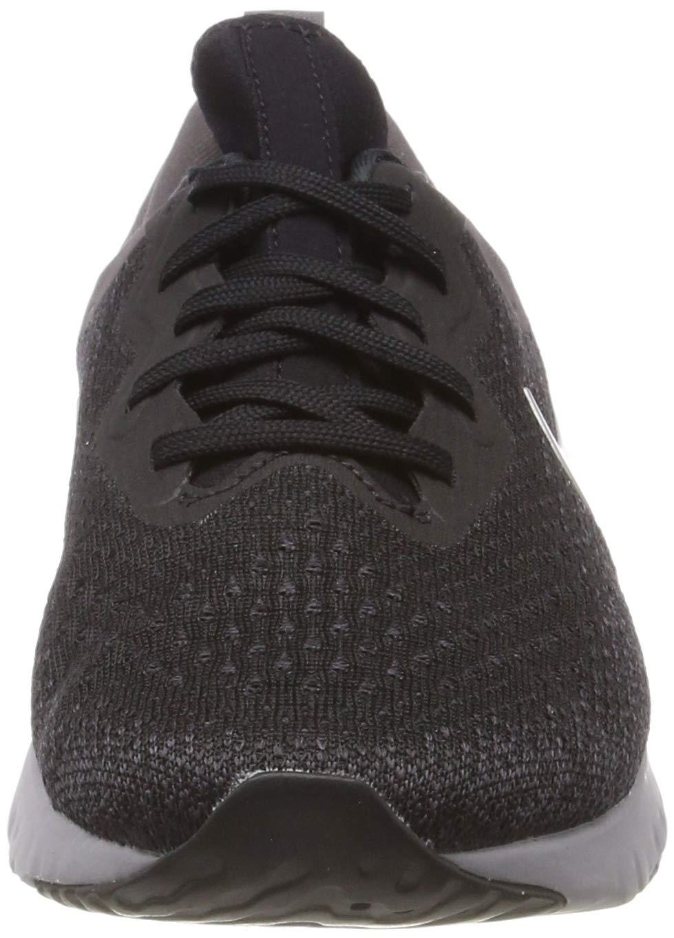 Nike Mens Odyssey React Running Shoes Black/Metallic/Grey/Atmos Grey 7 by Nike (Image #4)