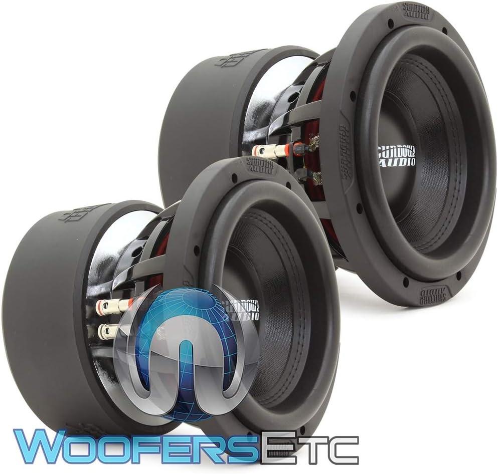 Sundown Audio X-8 Series Subwoofers