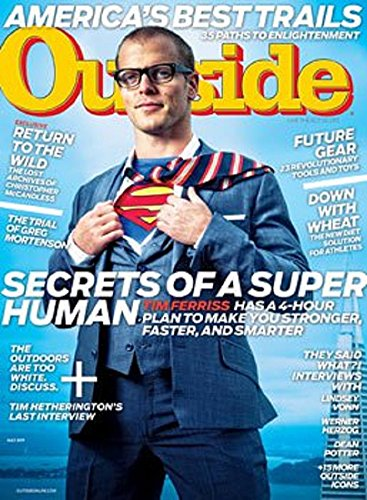 Outside Magazine: July 2011 - Trip Camping Pack To A How For