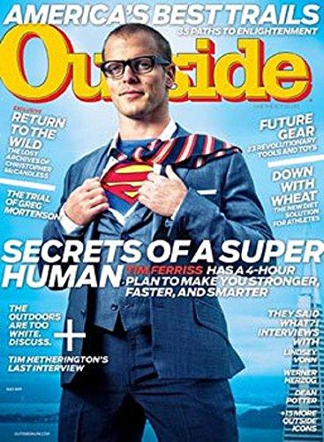 Outside Magazine: July 2011