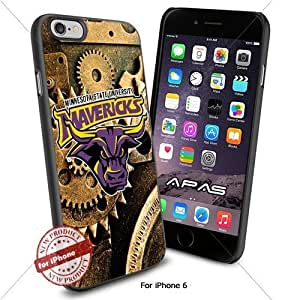 Minnesota State Mavericks NCAA ,Cool Iphone 6 Smartphone Case Cover Collector iphone TPU Rubber Case Black color [ Original by WorldPhoneCase Oly ]