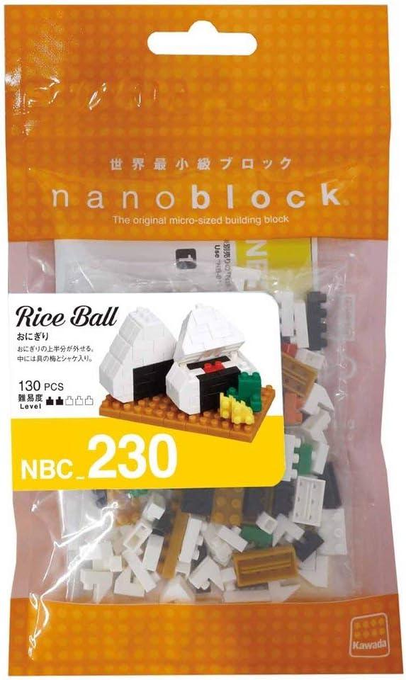 Kawada Nanoblock Nano block ramen NBC-229 NBC/_229 Japan