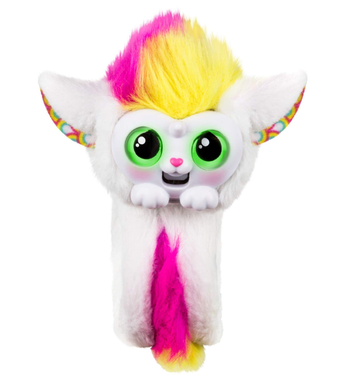 Mojimoto Little Live Wrapples – UNA, Sparkles My Dancing Unicorn, Unicorn Repeating Talk Back Toy 4