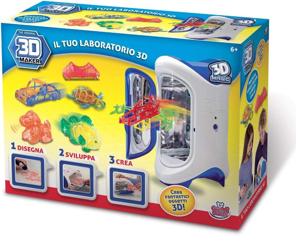 Ricarica 2 Pezzi per 3D Maker Il Tuo Laboratorio 3D  Grandi Giochi