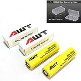 AWT Battery IMR18650 3.7V 40A 3000mah