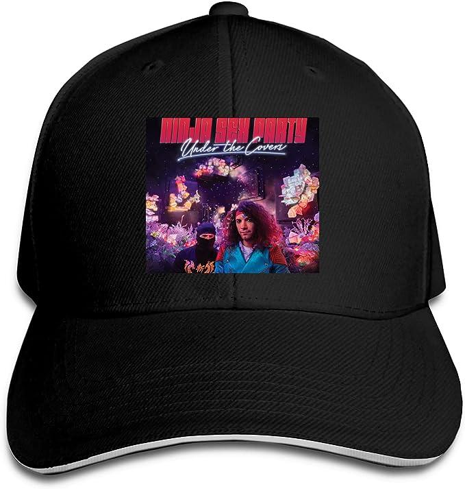 Ninja Sex Party Cap Adjustable Casquette Funny Hat Outdoor